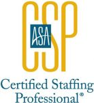 ASA Certified Staffing Professional Designation